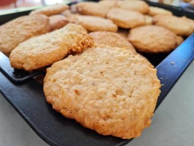 Paquet de 5 cookies au coco frais râpé de tahiti image