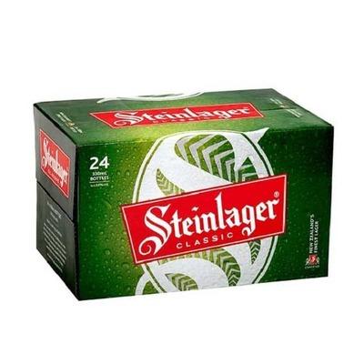 Steinlager Classic Bottles 24x330mL image