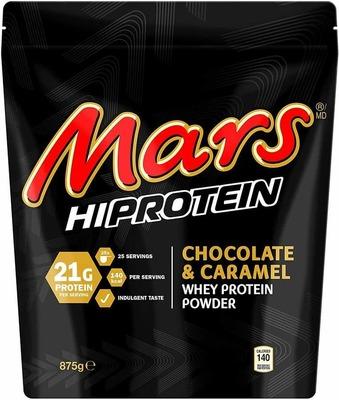 MARS HI PROTEIN, CHOCOLATE & CARAMEL 875g image