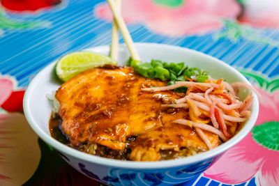 King Salmon Teriyaki Rice Bowl image