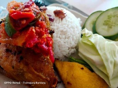 Nasi Ayam Geprek  image