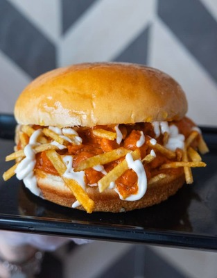 O' Butter Chicken Pao image