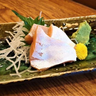 Salmon Belly Sashimi image