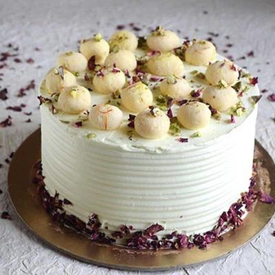Rasmalai Cake image