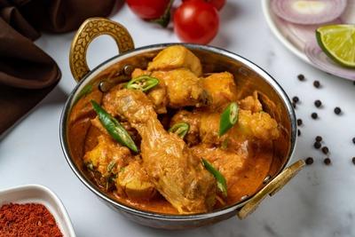 Chicken Karahi image