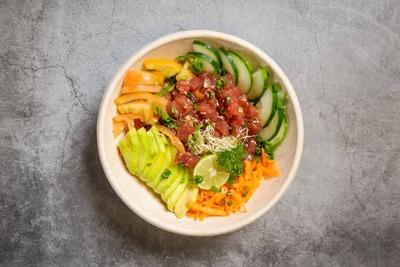 Poke Thon-Légumes image