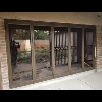 Aluminium Sliding Doors image