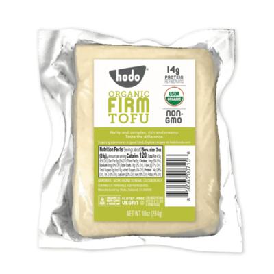 Hodo Soy - Firm Tofu 10 oz image