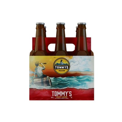 6 Pack Tommy Craft Lager image