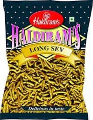 2 pack Haldiram's Long Sev 200g image