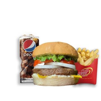 Combo 8 - Hummer Burger image