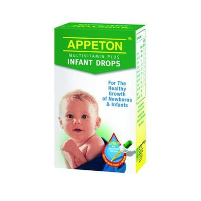 APPETON MVM INFANT DROPS image