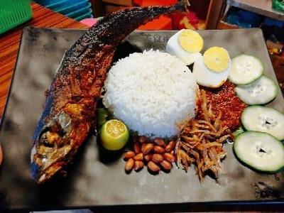 Nasi Lemak Ikan Sardin image