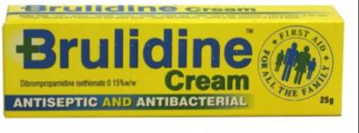 Brulidine Cream image