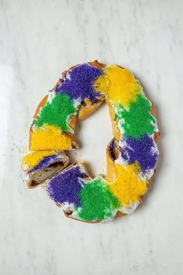 Traditional King Cake image