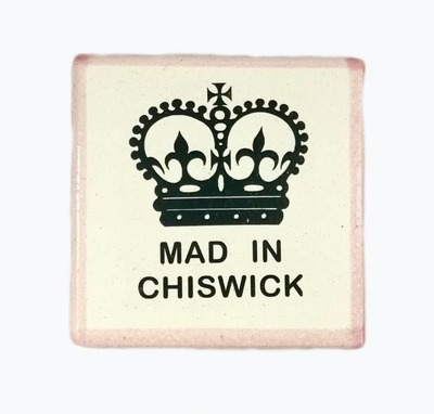 MAD IN CHISWICK (Pink) image