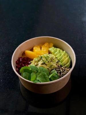 Cabbage heißt der Kohl (vegan) image
