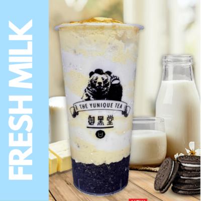 Lava Oreo Fresh Milk image