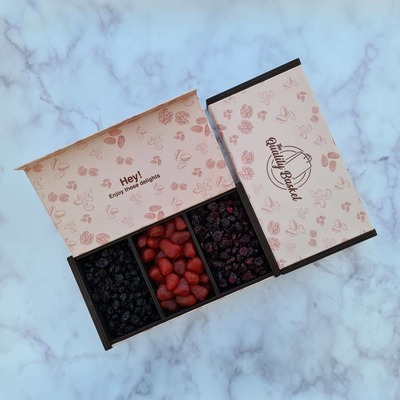 Gift Box (Blueberry, Strawberry, Cranberry) image