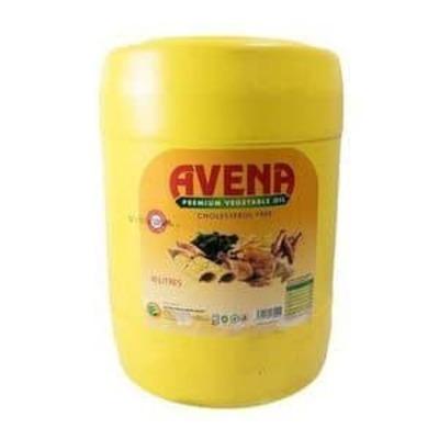 Avena Vegetable Oil - 20 ltrs image