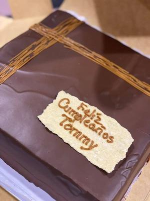 Chocolate Manjar 30 personas aprox. image