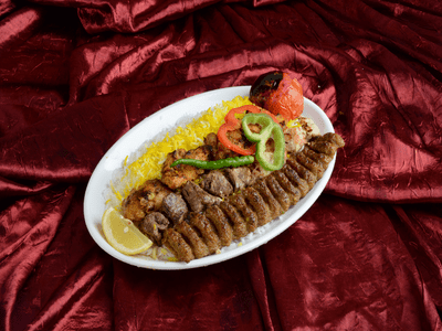 Mix Kabab [1 Person] image