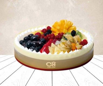 Fruit cake image
