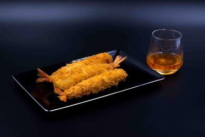 Crevettes Tempura  image