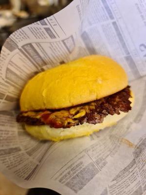 Cheeseburger (barnburgare) AX image