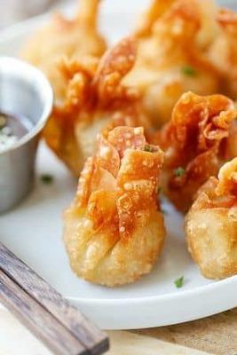 Fried/Steam wonton chicken image