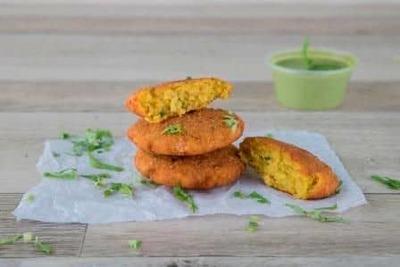Aloo Tikki (Potato Cake) (6 Pcs) image