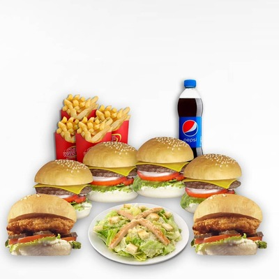 Value Meal One image