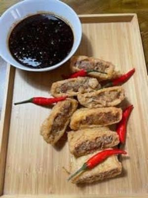 Sets of 4 Mini Chicken with Sambal Kicap image