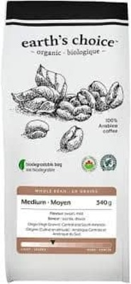 Earth'S Choice Coffee Beans Medium Org image