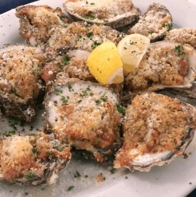Oysters Rizzuto - Dozen image