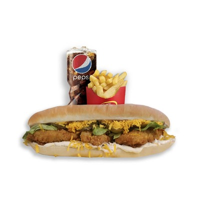 Combo 10 - French Chicken Sandwich image