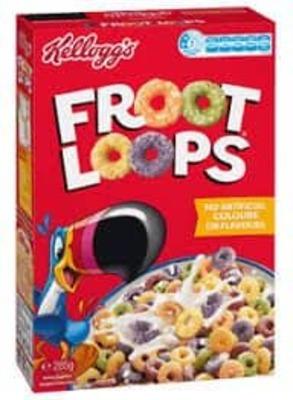 KELLOGG FROOT LOOPS 285G image