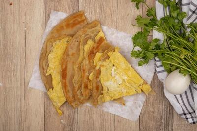 Egg pratha image