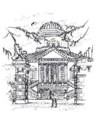 'Chiswick House 'Front' image