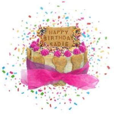 5 Inch Birthday Cake (Cake Only) image