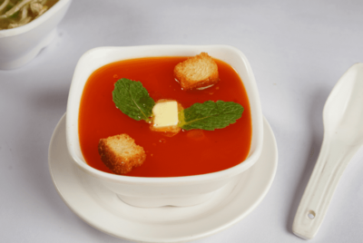 Cream of Tomato image