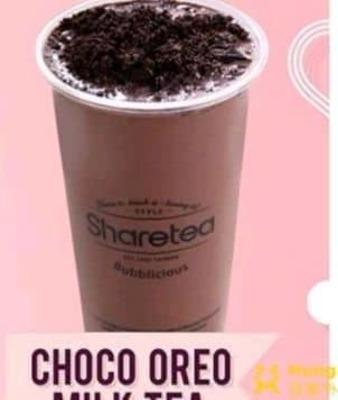 Oreo Cocoa Milk image