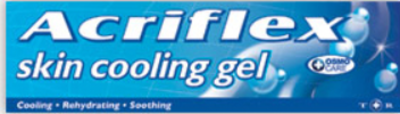 Acriflex Cooling Gel image