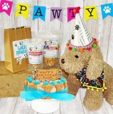 7 Inch Birthday Cake BUNDLE image