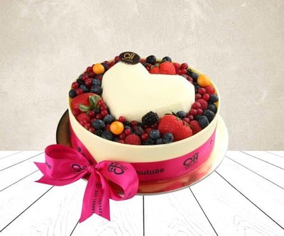 Special fruit cake image