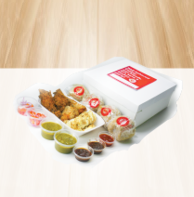 Kenkey Party Box Plus image
