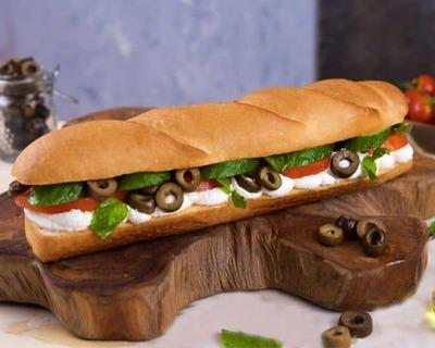 Labneh Sandwich image