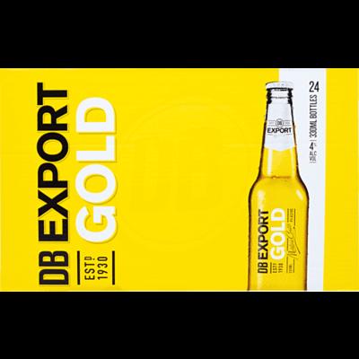 Export Gold Bottles 24x330mL image