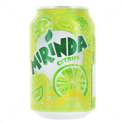 Mirinda Citrus 330 ml image