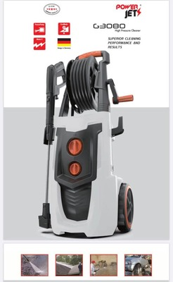 POWERJET H3080 HIGH PRESSURE CLEANER image